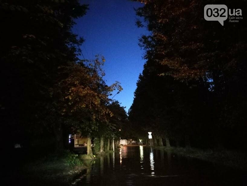 Ні пройти, ні проїхати: дорога на вулиці Таджицькій перетворилась на озеро (ФОТО), фото-5