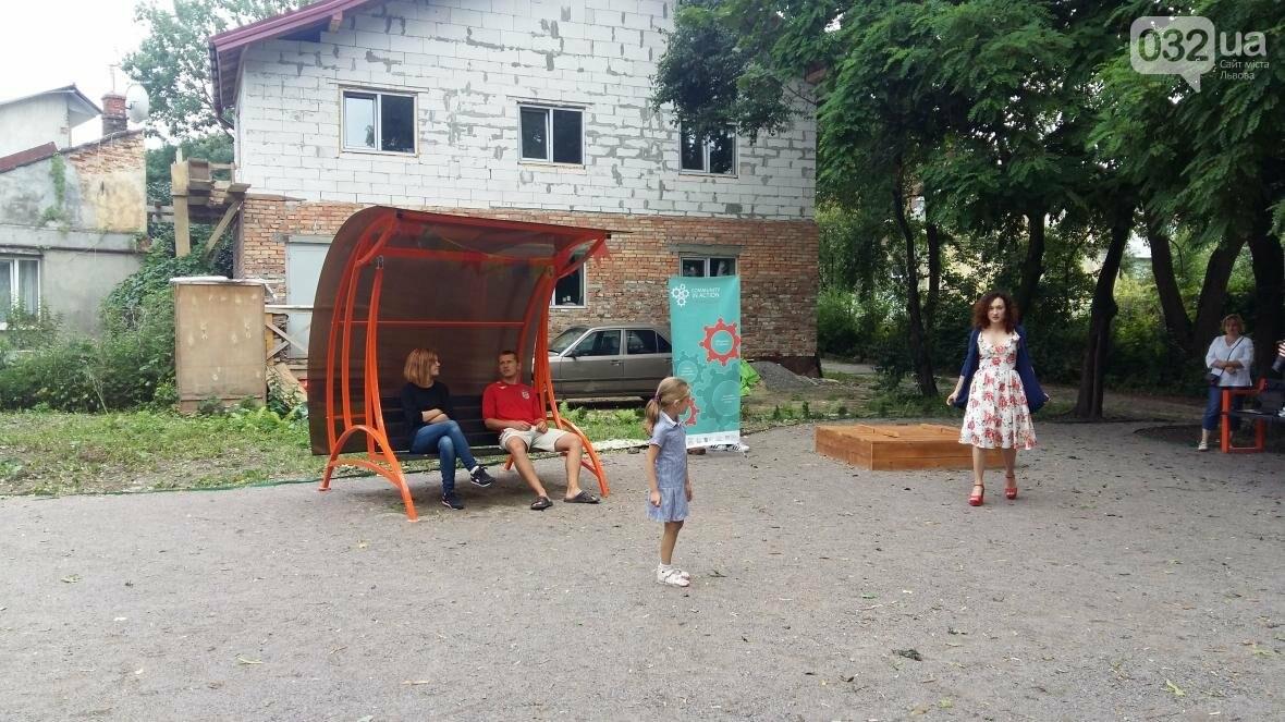 У Львові на Підзамчі відкрили новий сквер (ФОТО), фото-1, Фото: Андрій Галицький