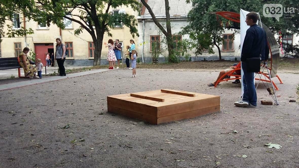 У Львові на Підзамчі відкрили новий сквер (ФОТО), фото-4, Фото: Андрій Галицький