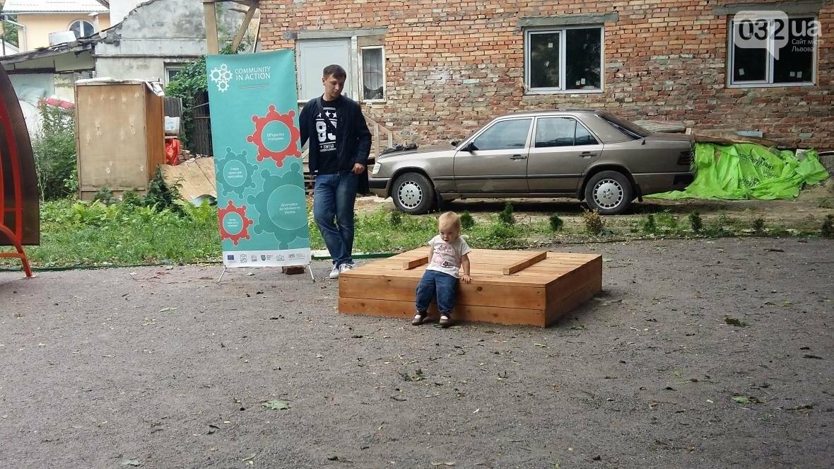 У Львові на Підзамчі відкрили новий сквер (ФОТО), фото-2, Фото: Андрій Галицький