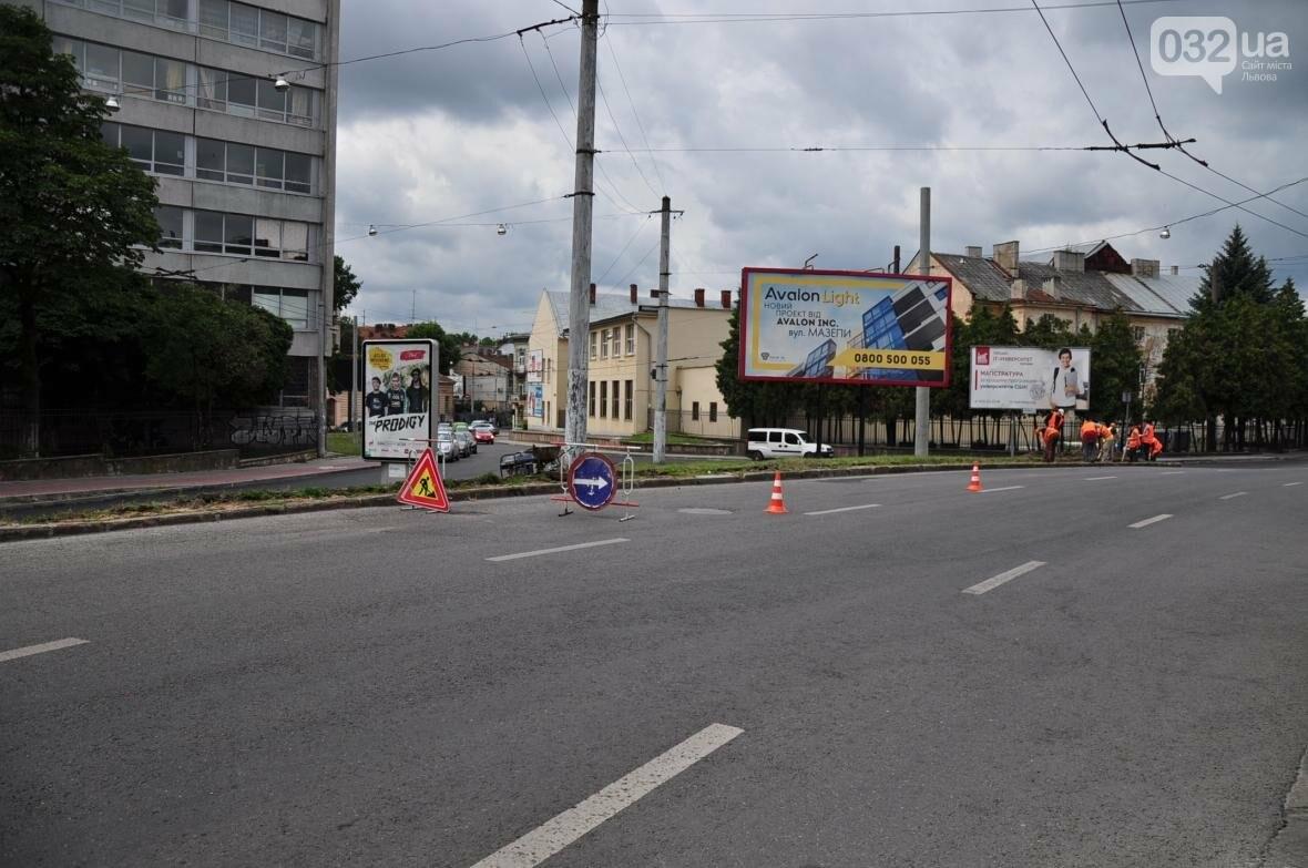 У Львові завершують ремонт на вулиці Митрополита Андрея (ФОТО), фото-4