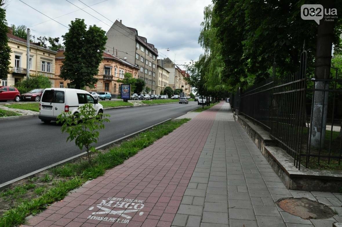 У Львові завершують ремонт на вулиці Митрополита Андрея (ФОТО), фото-3