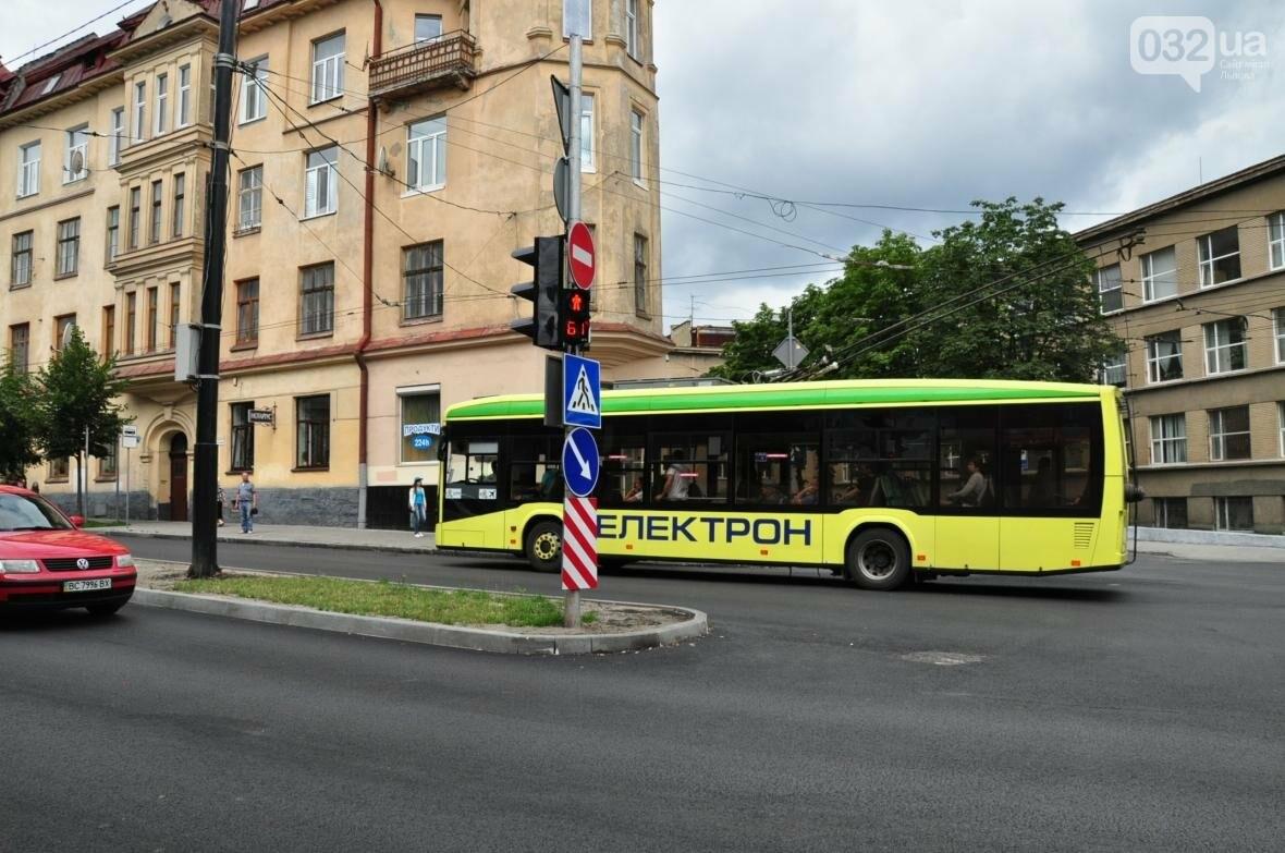 У Львові завершують ремонт на вулиці Митрополита Андрея (ФОТО), фото-1