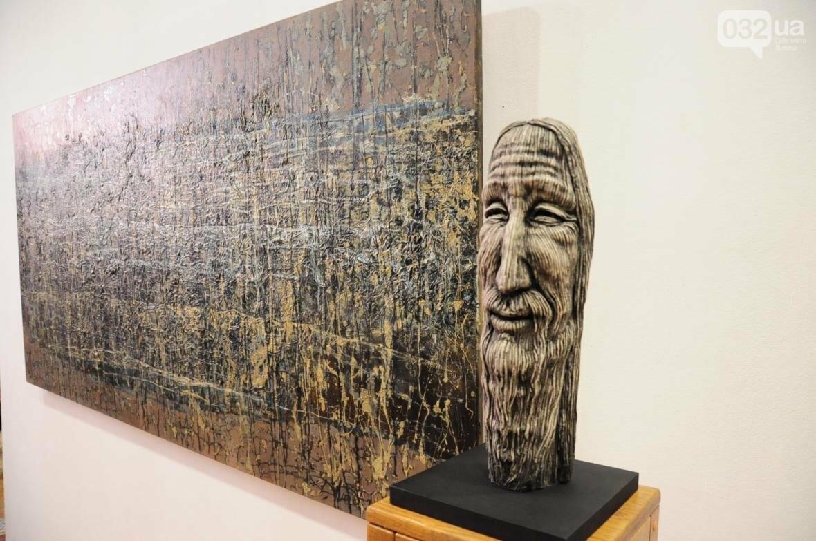 Емоції в скульптурі: у «Зеленій канапі» відкрили нову виставку (ФОТО), фото-5
