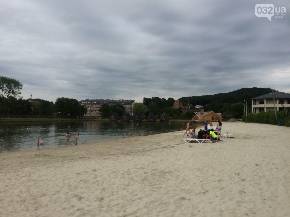 Тест-драйв озер поблизу Львова: їдемо на перше озеро, що в Брюховичах, фото-6
