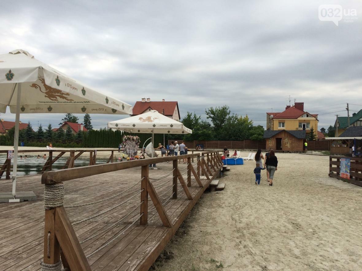 Тест-драйв озер поблизу Львова: їдемо на перше озеро, що в Брюховичах, фото-11