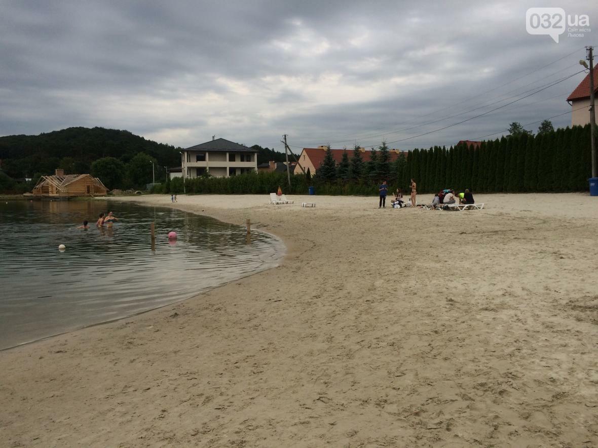 Тест-драйв озер поблизу Львова: їдемо на перше озеро, що в Брюховичах, фото-10
