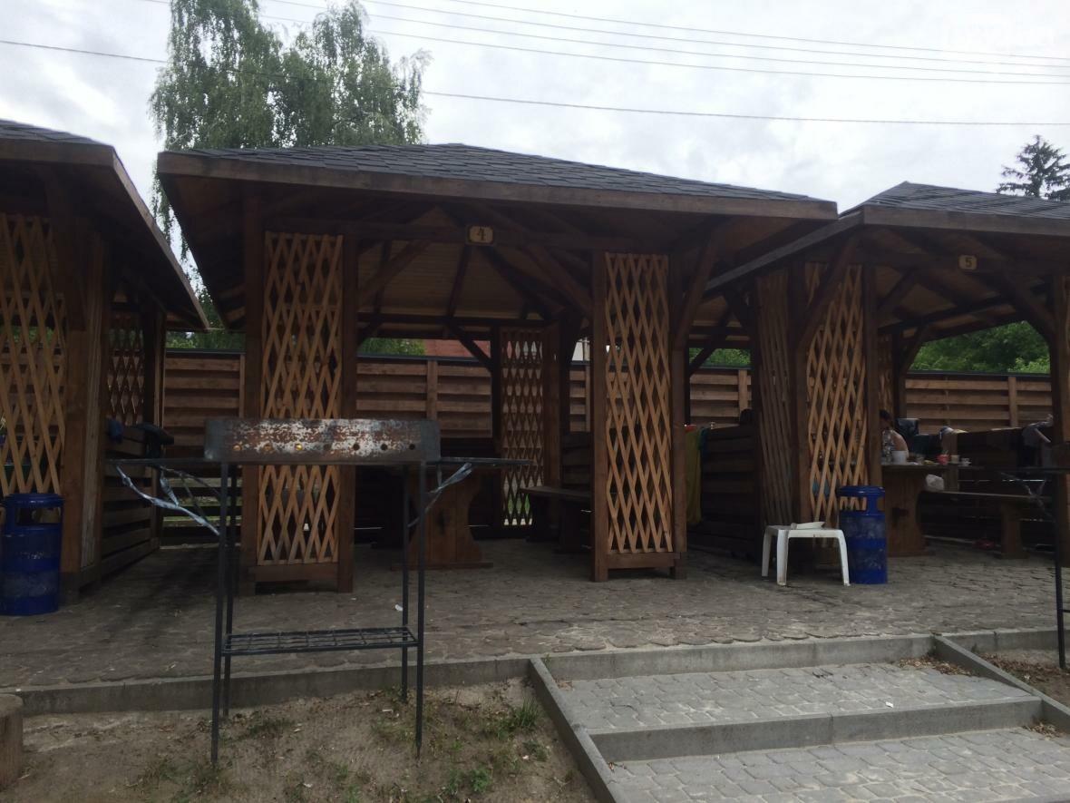 Тест-драйв озер поблизу Львова: їдемо на перше озеро, що в Брюховичах, фото-2