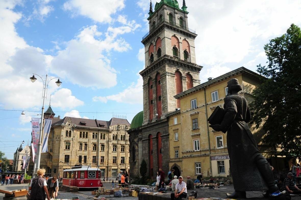 Львівське Середмістя, або Як виглядає спадщина ЮНЕСКО (ФОТО), фото-6