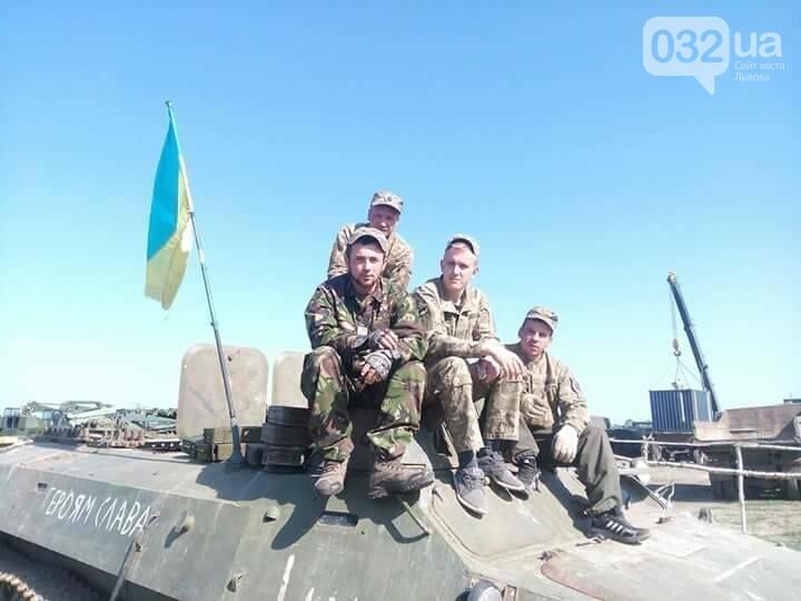 У зоні АТО загинув 27-річний мешканець Жовкви, фото-4