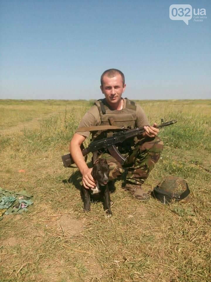 У зоні АТО загинув 27-річний мешканець Жовкви, фото-3