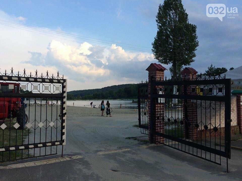 """Відпочинок на Винниківському озері: усі """"за"""" і """"проти"""", фото-2"""