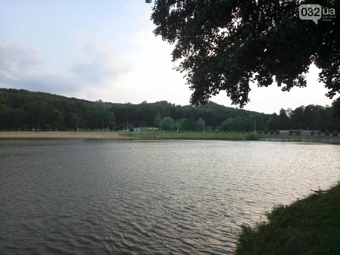 """Відпочинок на Винниківському озері: усі """"за"""" і """"проти"""", фото-13"""