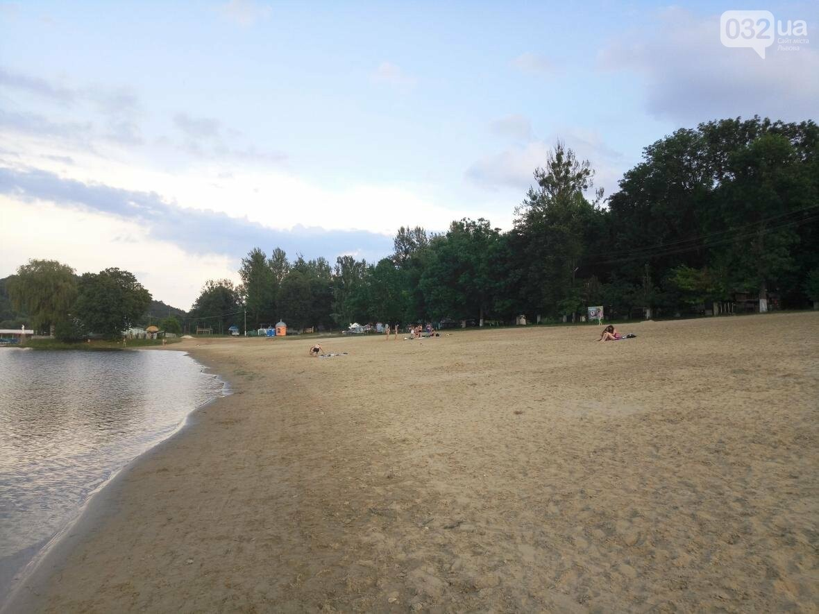 """Відпочинок на Винниківському озері: усі """"за"""" і """"проти"""", фото-4"""