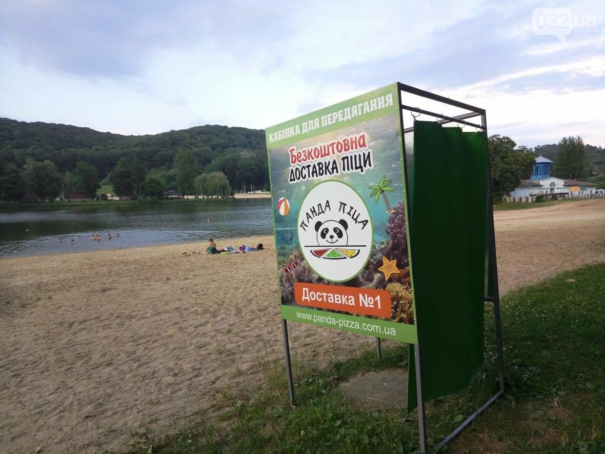 """Відпочинок на Винниківському озері: усі """"за"""" і """"проти"""", фото-12"""