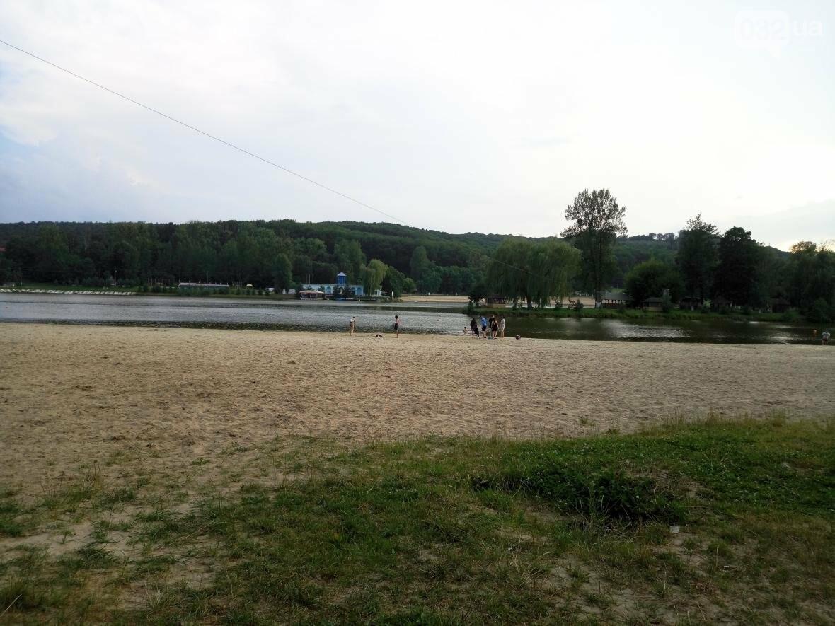 """Відпочинок на Винниківському озері: усі """"за"""" і """"проти"""", фото-7"""