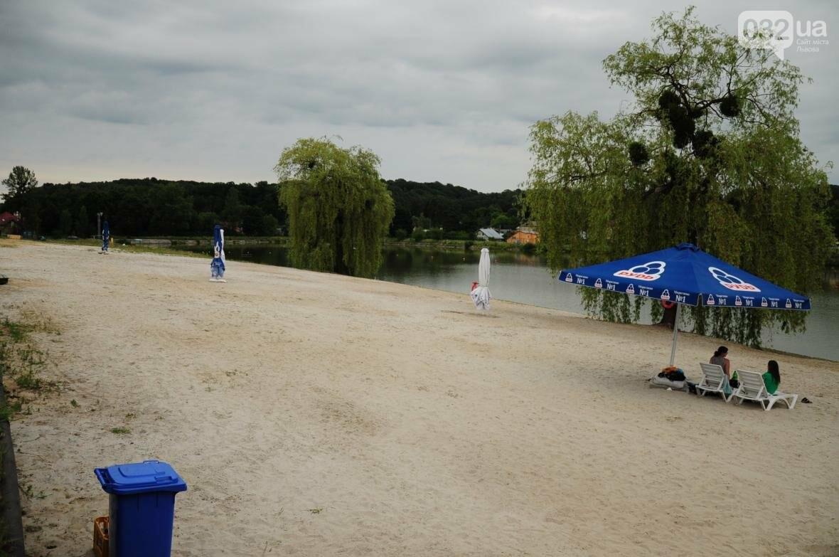 Відпочинок на третьому озері в Брюховичах (ФОТО), фото-1