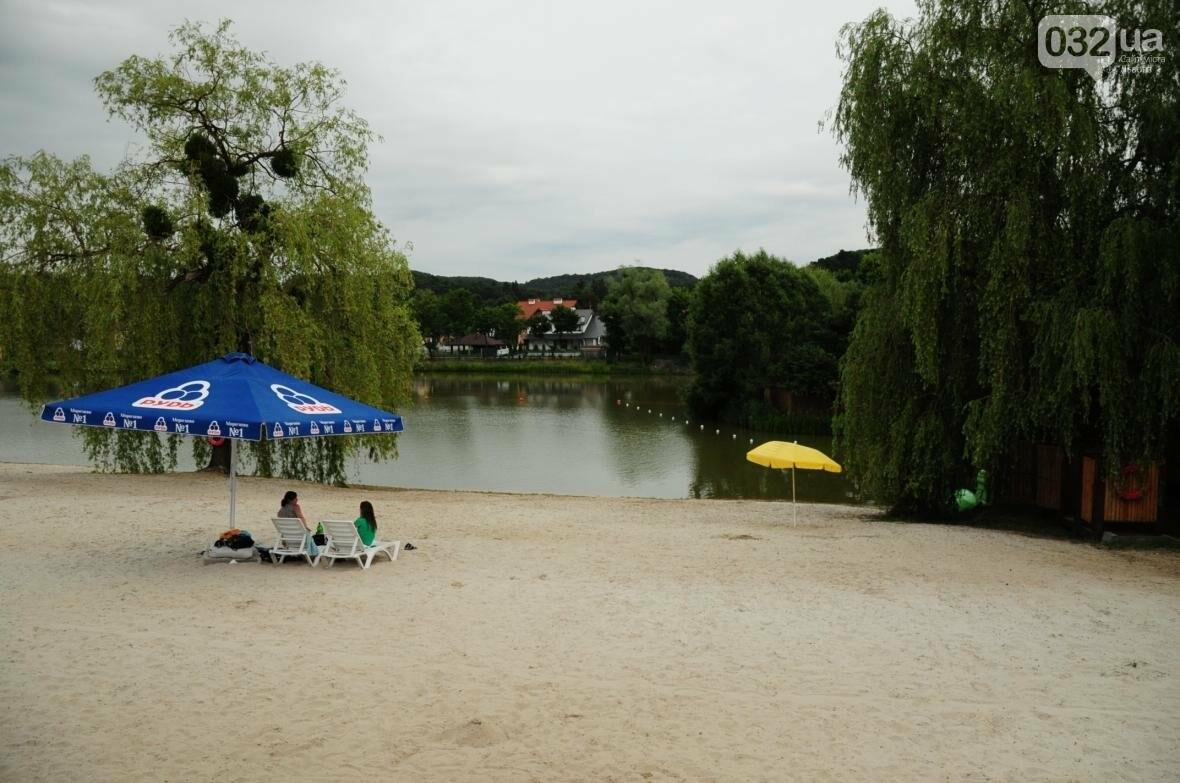 Відпочинок на третьому озері в Брюховичах (ФОТО), фото-2