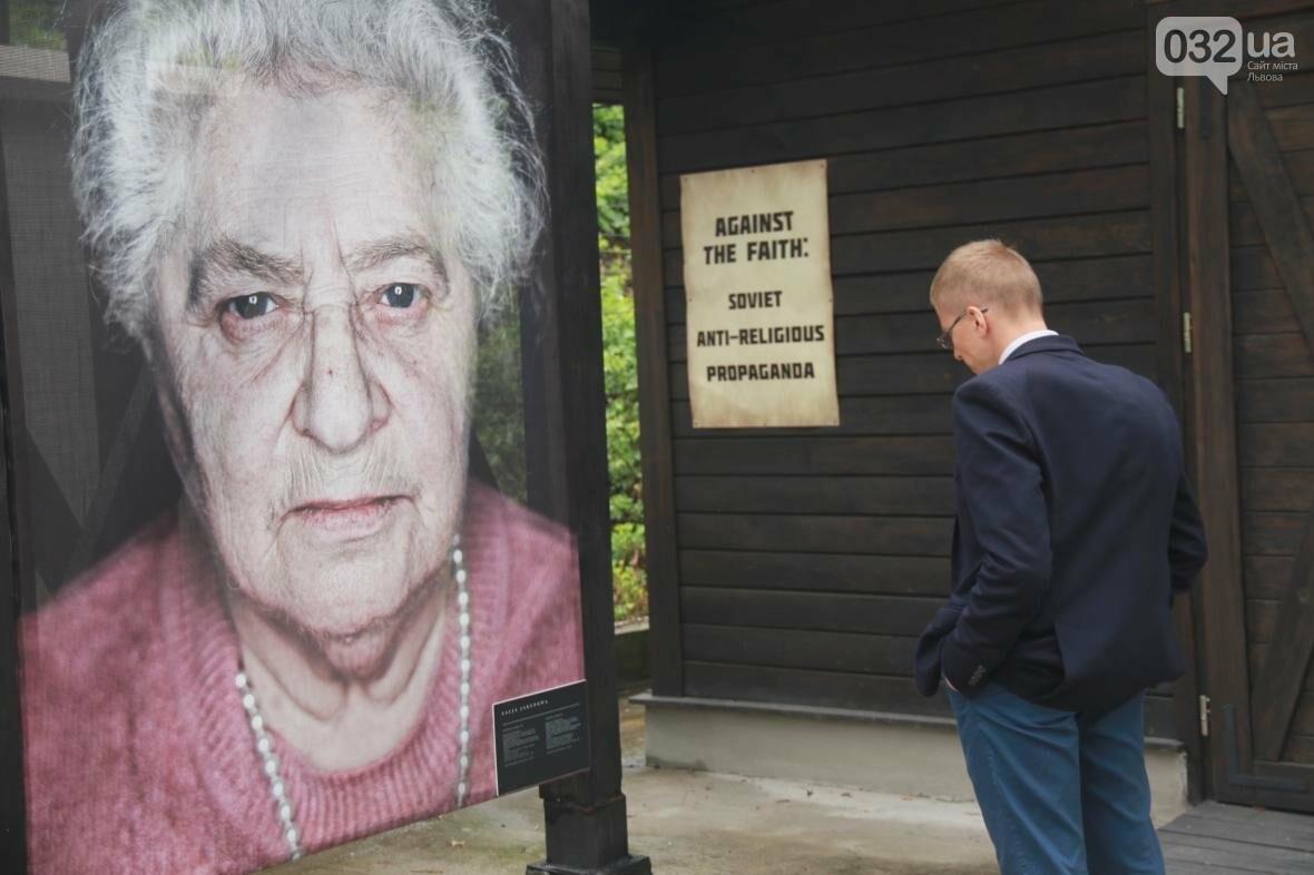 У Львові виставили портрети людей, що пережили Голокост (ФОТОРЕПОРТАЖ), фото-2