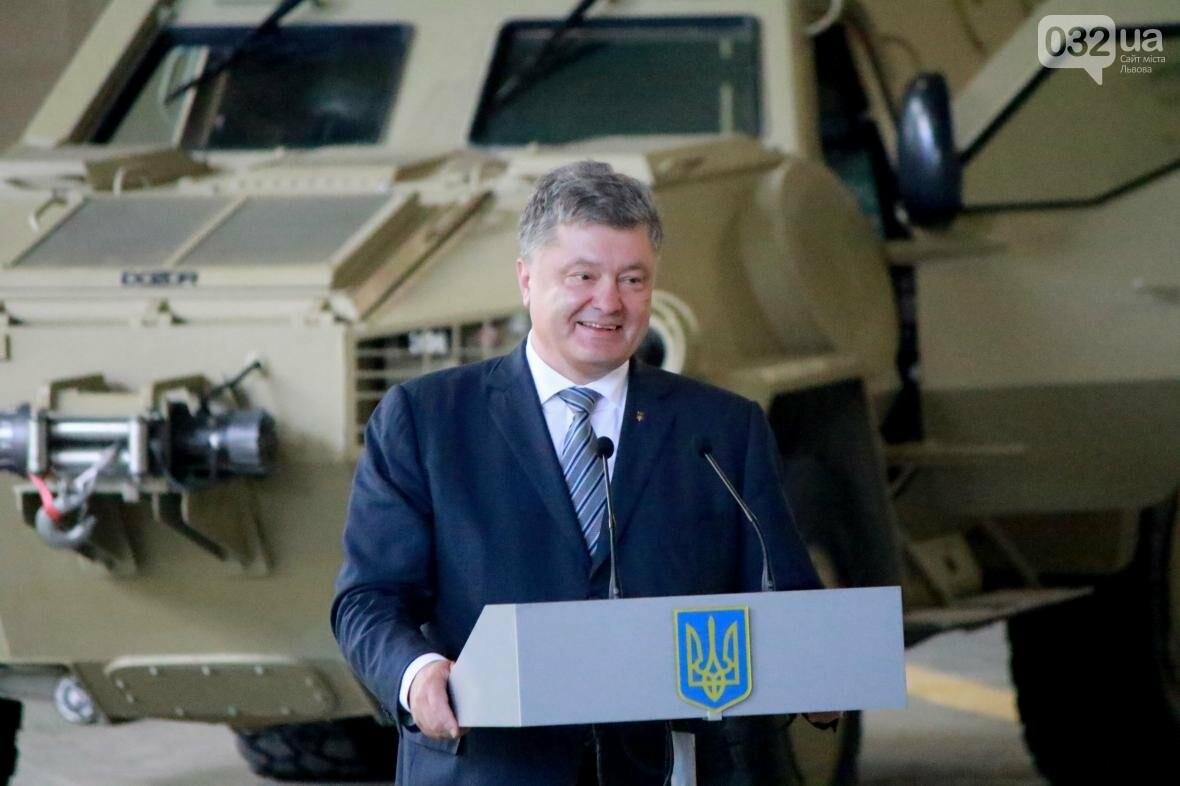 Робочий візит Порошенка до Львова у фотографіях , фото-6, Фото: Назар Юськів, 032.ua