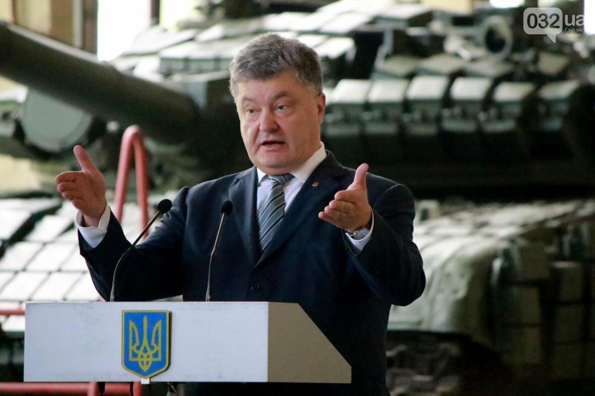 Робочий візит Порошенка до Львова у фотографіях , фото-3, Фото: Назар Юськів, 032.ua