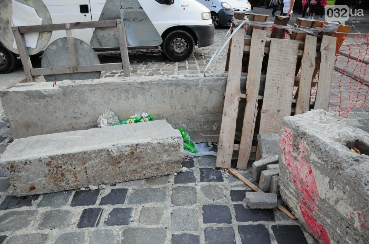 Як ремонтують перехрестя Личаківська — Мечникова (ФОТО), фото-14