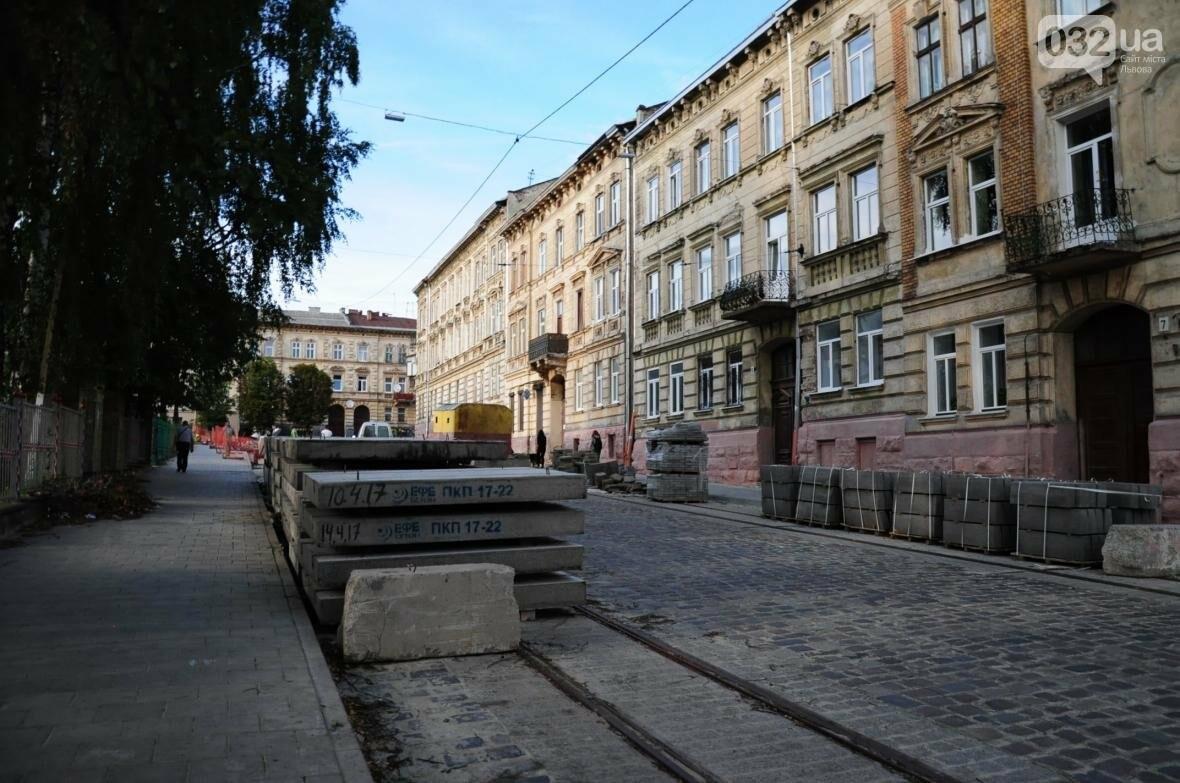 Як ремонтують перехрестя Личаківська — Мечникова (ФОТО), фото-9
