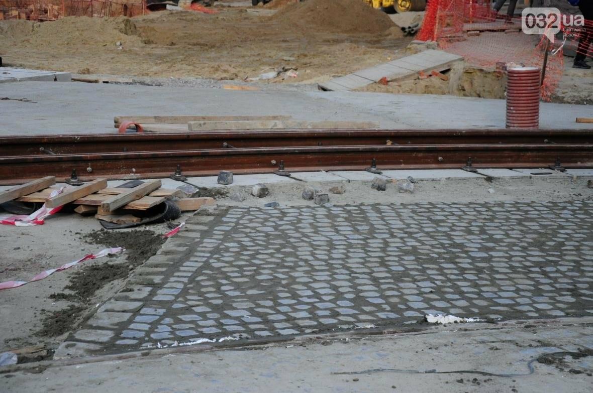 Як ремонтують перехрестя Личаківська — Мечникова (ФОТО), фото-10