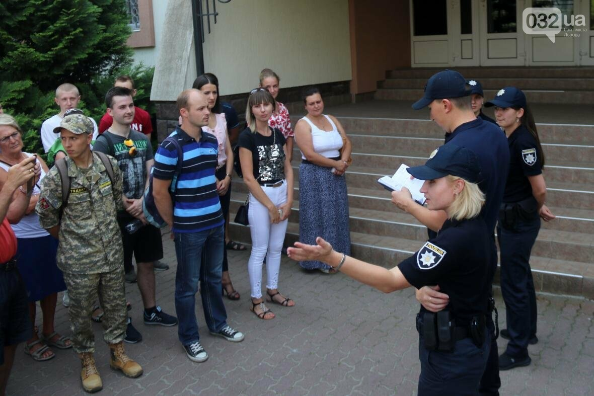 В патрульній поліції Львова відбувся день відкритих дверей: як це було (ФОТО), фото-2