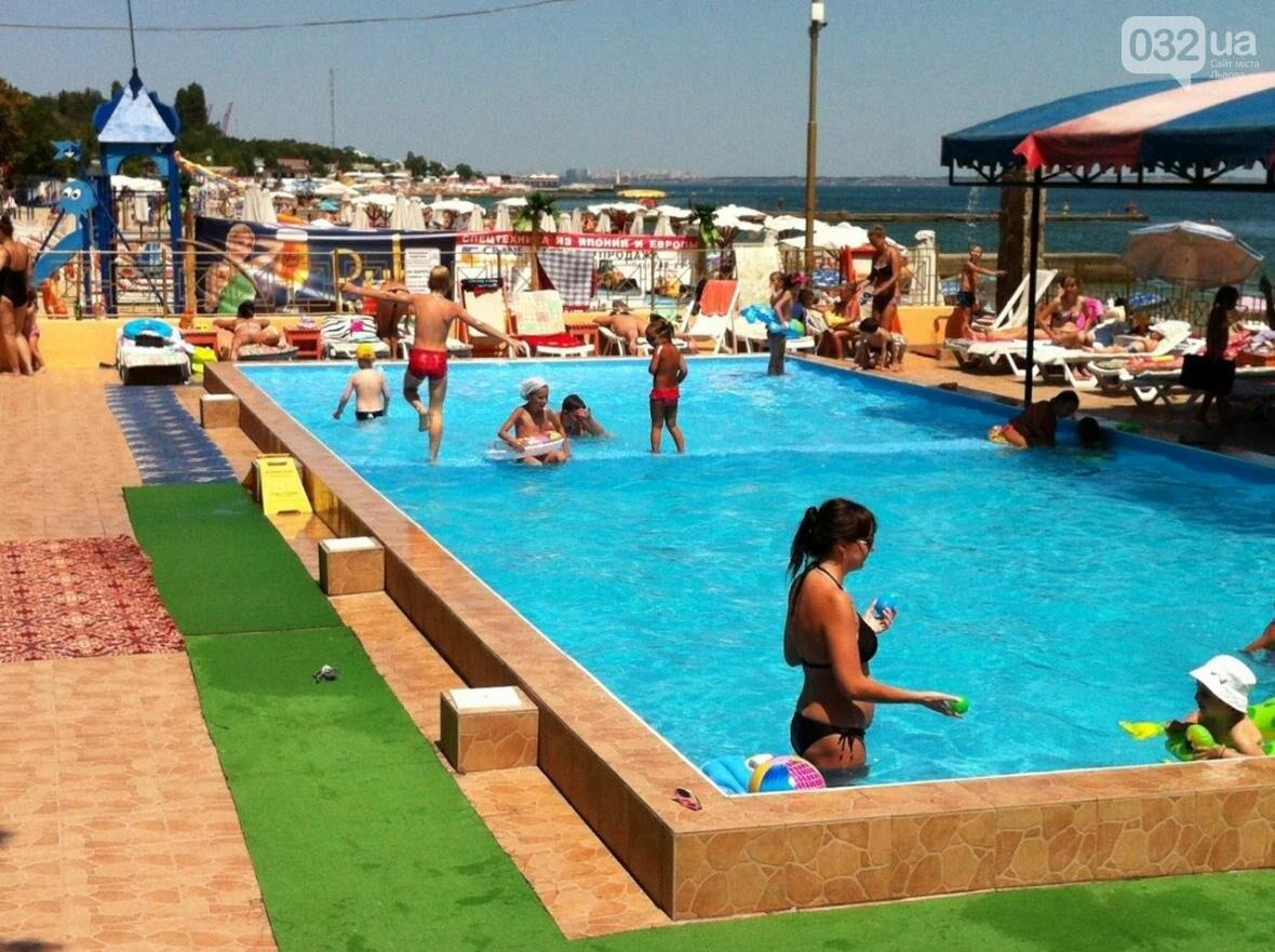 Одеський пляж «Отрада» - райський куточок на березі Чорного моря, фото-3