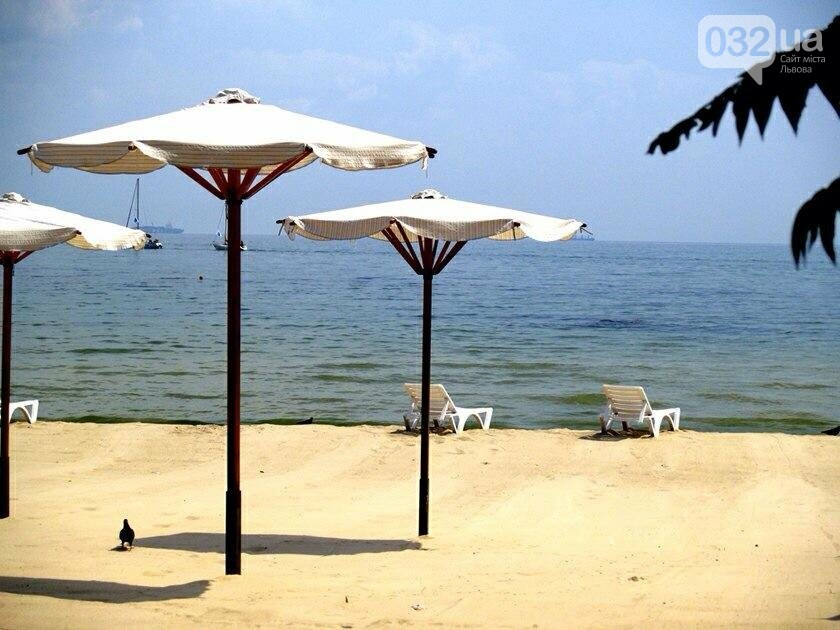 Одеський пляж «Отрада» - райський куточок на березі Чорного моря, фото-13