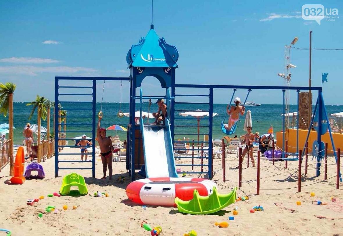 Одеський пляж «Отрада» - райський куточок на березі Чорного моря, фото-10