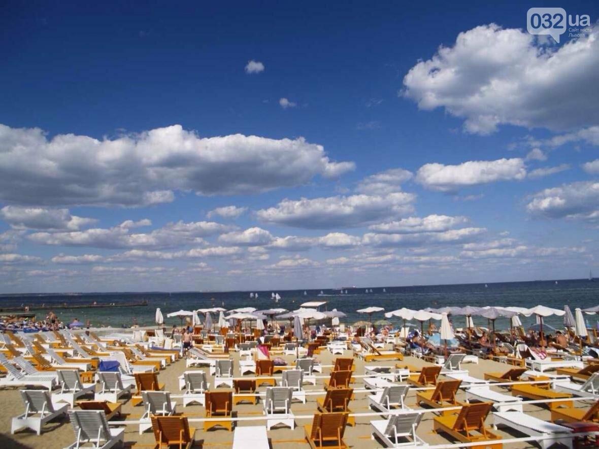 Одеський пляж «Отрада» - райський куточок на березі Чорного моря, фото-1