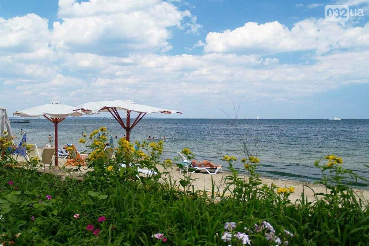 Одеський пляж «Отрада» - райський куточок на березі Чорного моря, фото-8