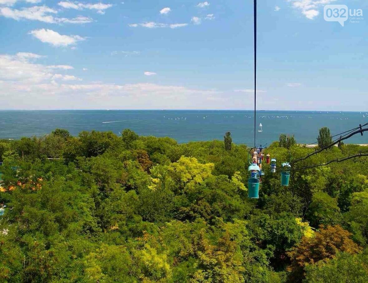 Одеський пляж «Отрада» - райський куточок на березі Чорного моря, фото-7