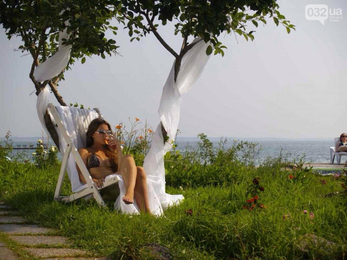 Одеський пляж «Отрада» - райський куточок на березі Чорного моря, фото-6