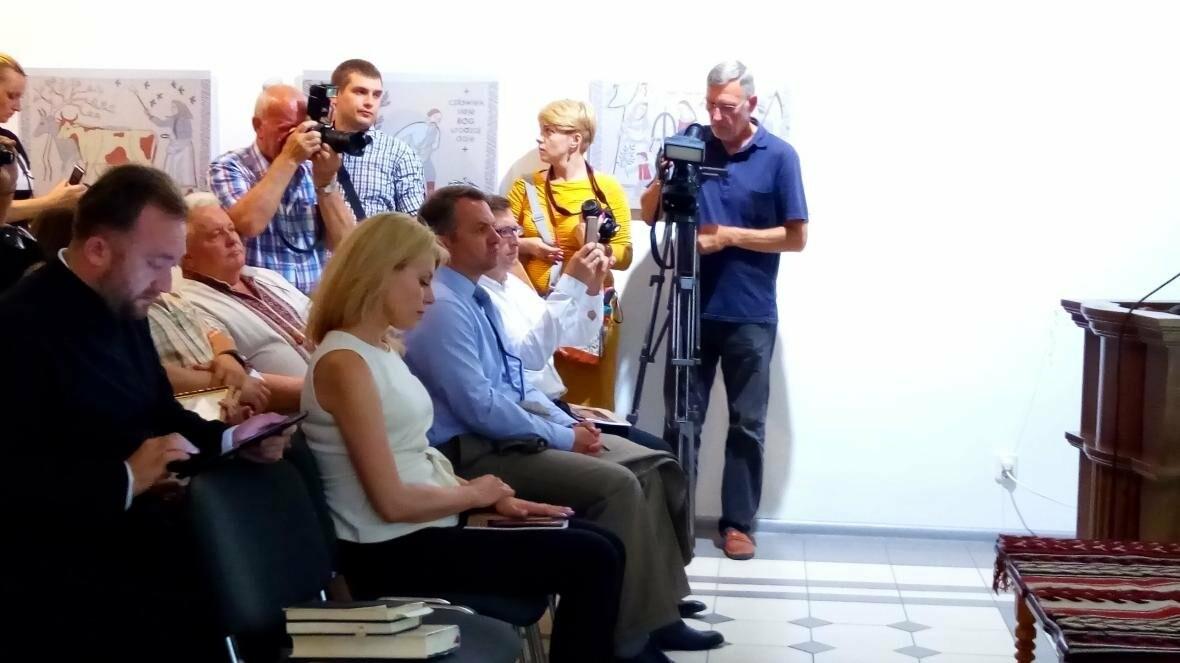 Владика і духовний провідник нації: у Львові представили книгу про Любомира Гузара (ФОТО), фото-6