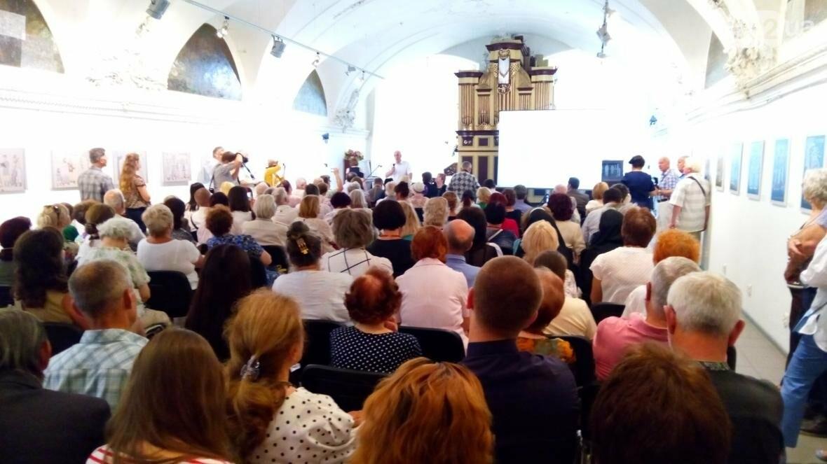 Владика і духовний провідник нації: у Львові представили книгу про Любомира Гузара (ФОТО), фото-11