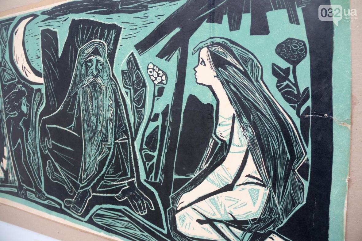 У Львові відкрили виставку робіт Софії Караффи-Корбут: фоторепортаж , фото-12