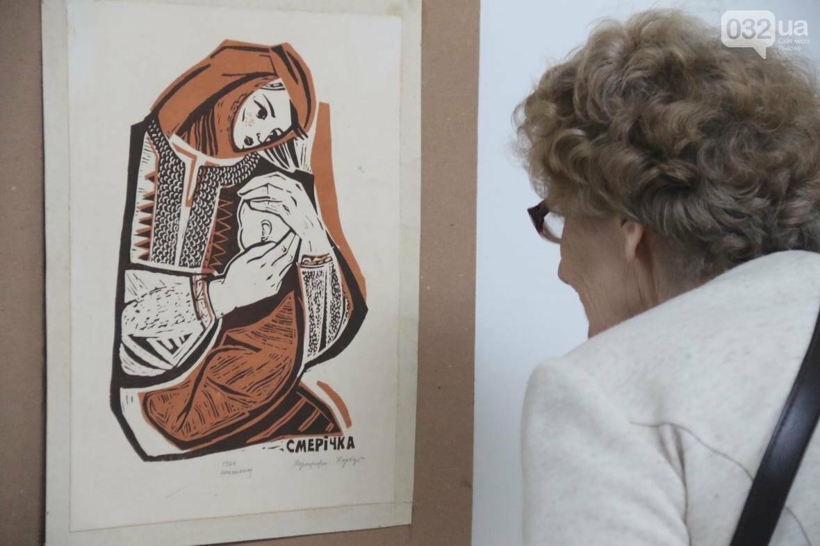 У Львові відкрили виставку робіт Софії Караффи-Корбут: фоторепортаж , фото-5