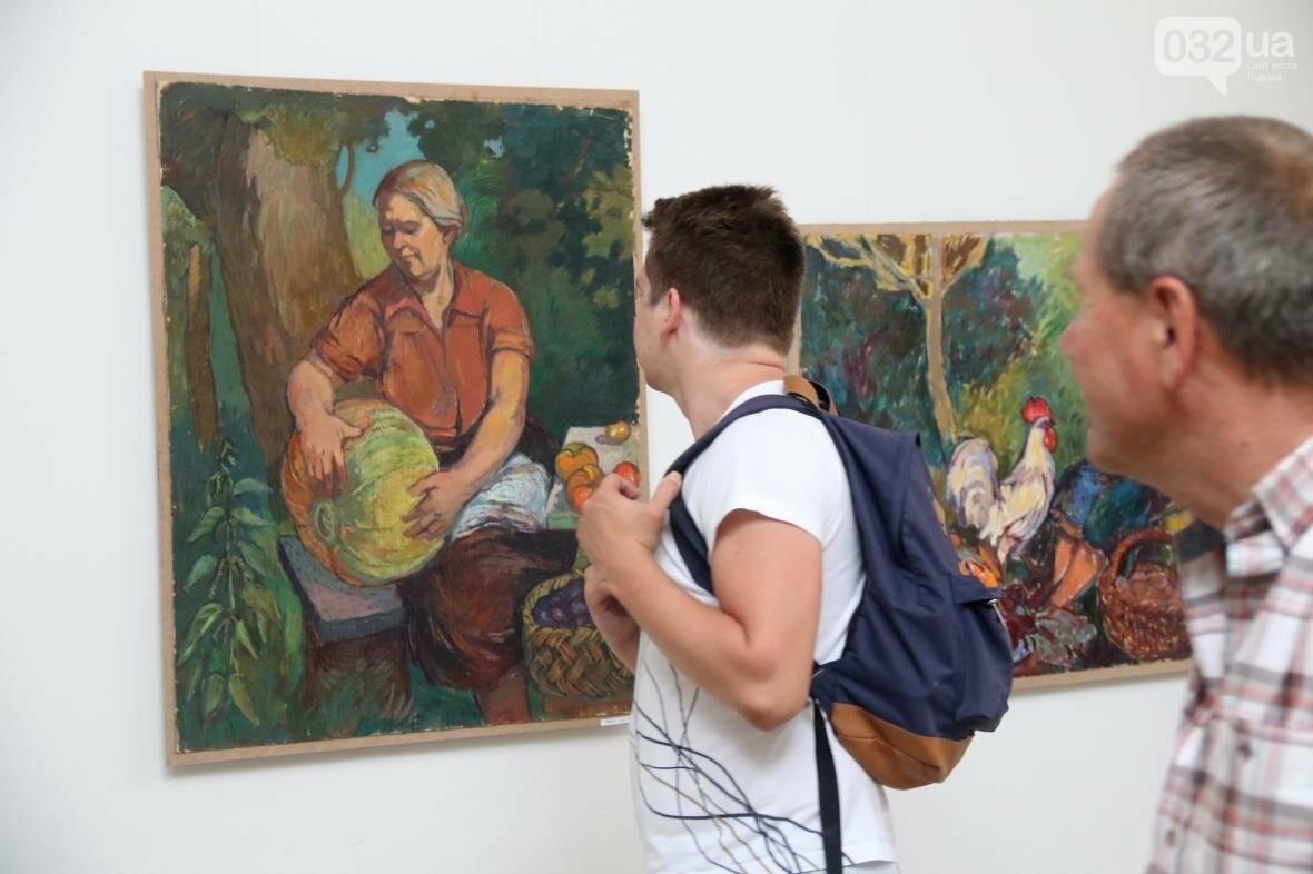 У Львові відкрили виставку робіт Софії Караффи-Корбут: фоторепортаж , фото-6