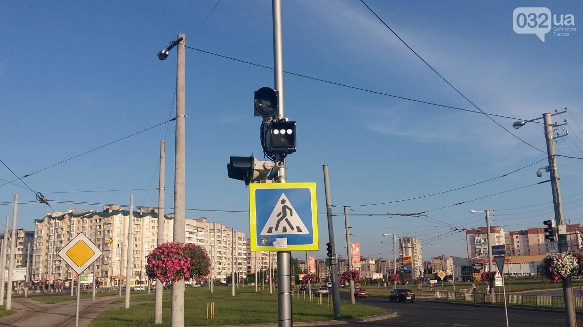 Вздовж трамвайної лінії на Сихові запрацювали розумні світлофори (ФОТО), фото-2