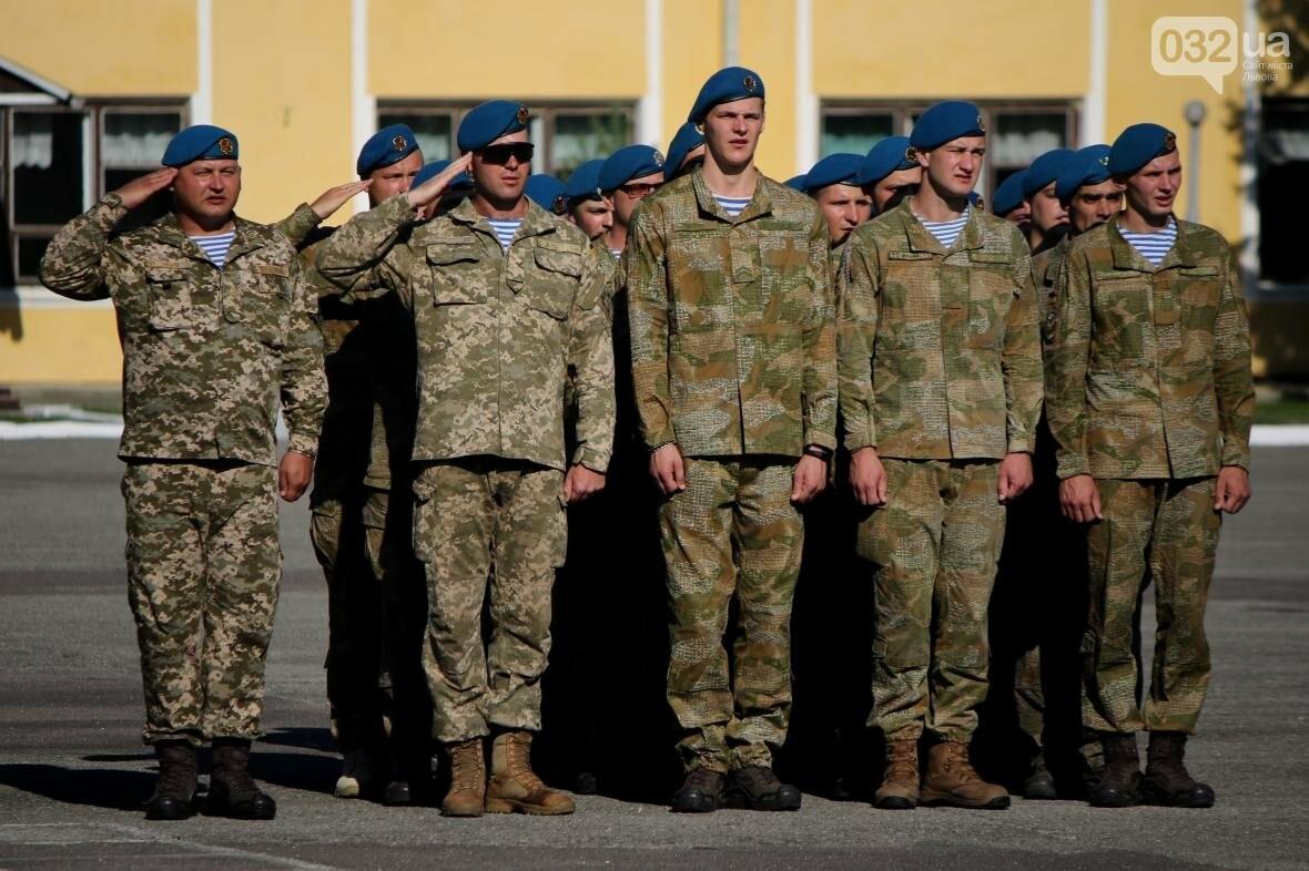 Як львівські десантники відсвяткували День ВДВ: фоторепортаж, фото-11