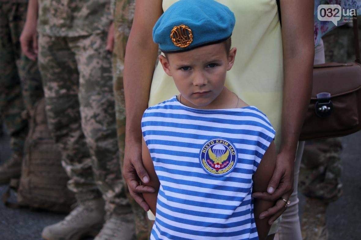 Як львівські десантники відсвяткували День ВДВ: фоторепортаж, фото-4
