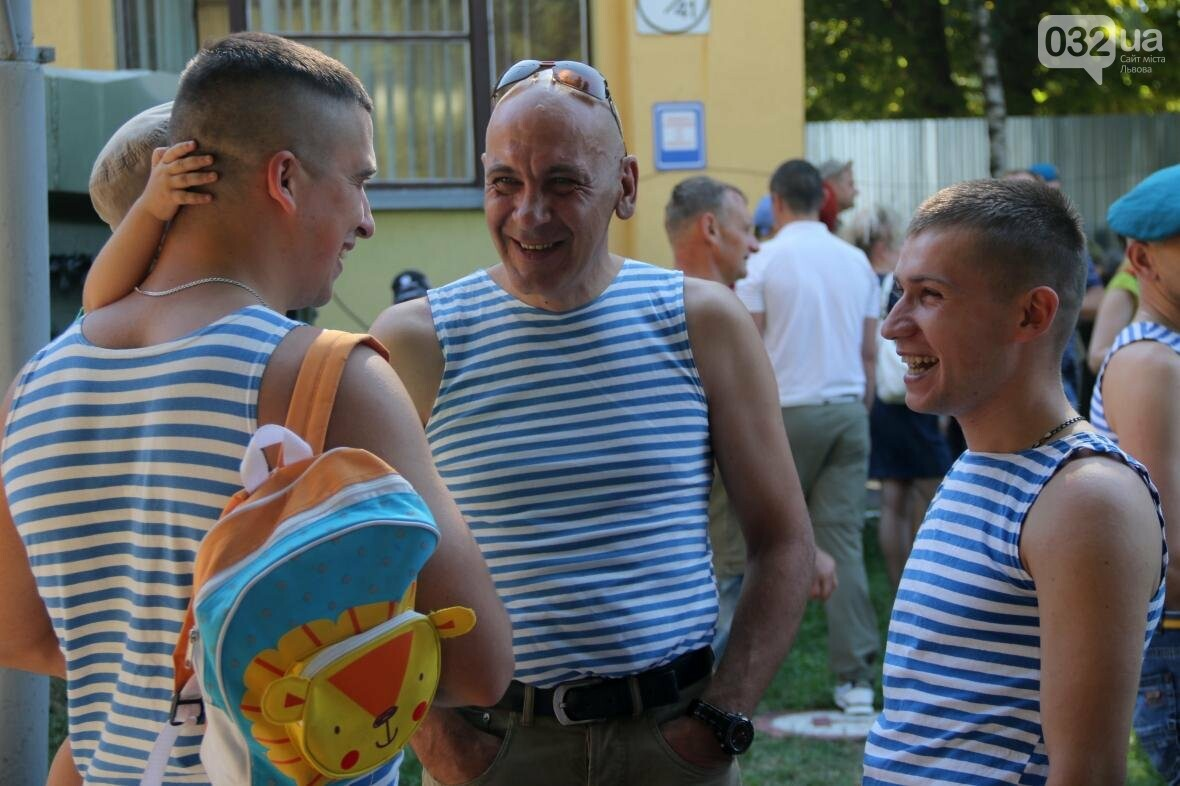 Як львівські десантники відсвяткували День ВДВ: фоторепортаж, фото-8