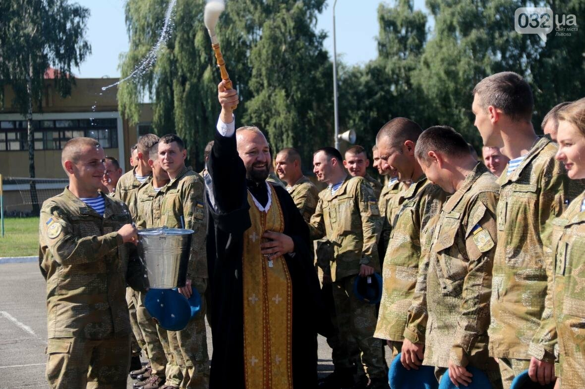 Як львівські десантники відсвяткували День ВДВ: фоторепортаж, фото-15