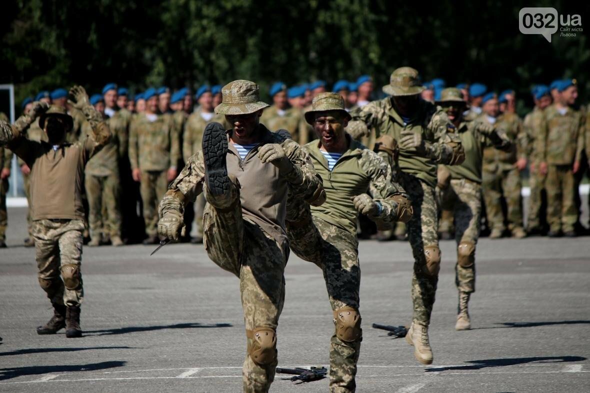 Як львівські десантники відсвяткували День ВДВ: фоторепортаж, фото-7