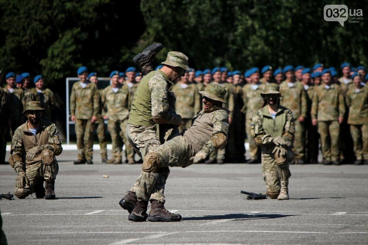 Як львівські десантники відсвяткували День ВДВ: фоторепортаж, фото-9
