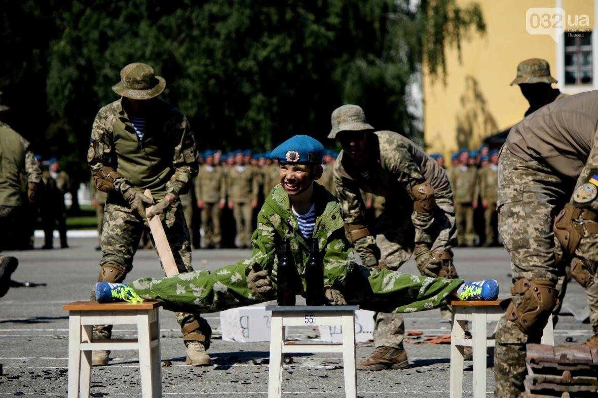 Як львівські десантники відсвяткували День ВДВ: фоторепортаж, фото-10