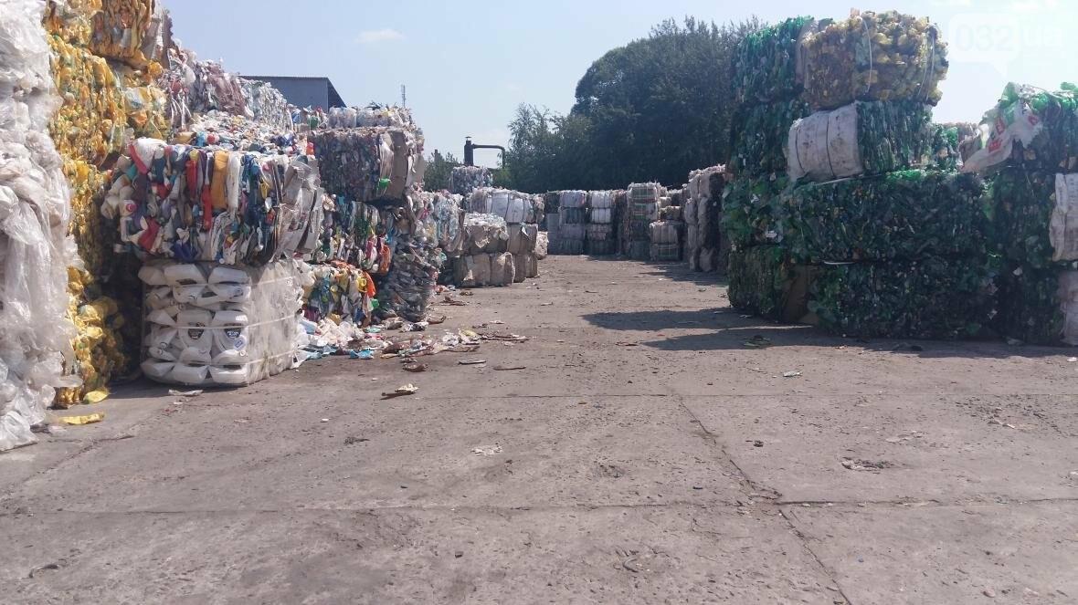 На шляху до вирішення сміттєвої кризи: як у Львові почали утилізувати пластик (ВІДЕО), фото-1
